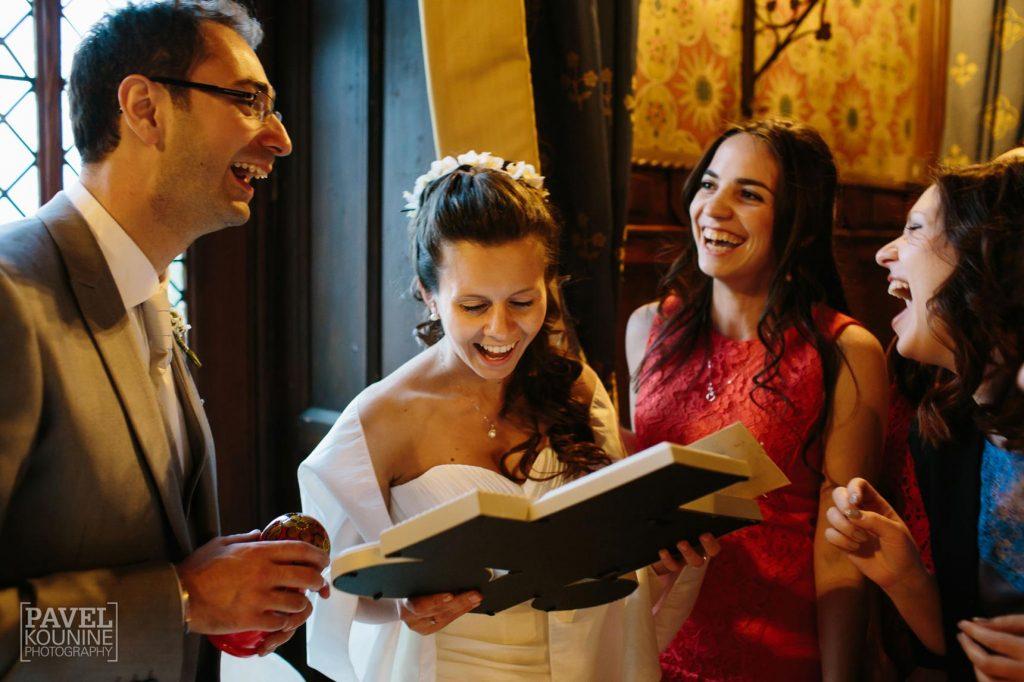 Intimate Wedding At Castello Dal Pozzo