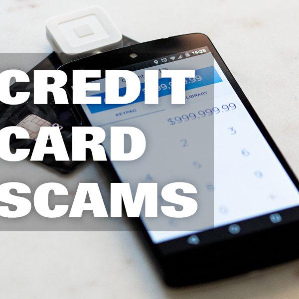 credit card scam targeting wedding photographers