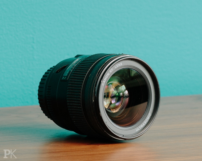 wedding photography equipment canon 35mm f1.4