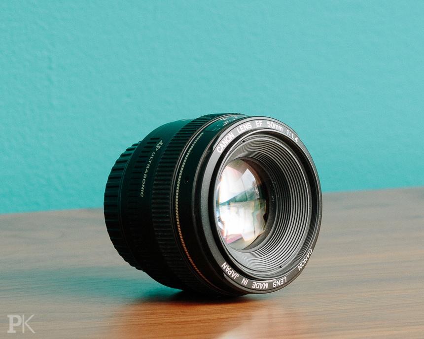 wedding photography equipment canon 50mm f1.4