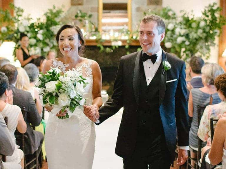 wedding Toronto testimonial Jade and Justin.